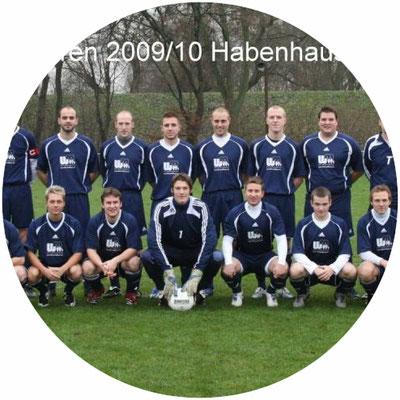 Habenhauser FV 2.Herren 2009-10