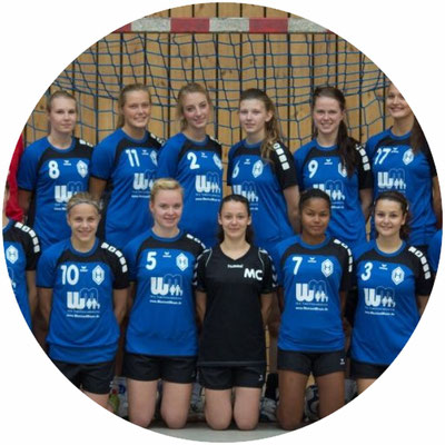 ATSV Habenhausen A-Jugend Mädchen 2012-13