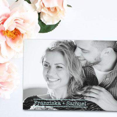 Karte Hochzeit Einladung