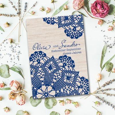 Karte Einladung Hochzeit bestellen