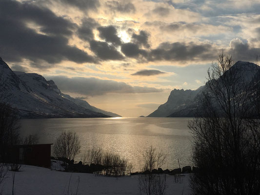 Fjord in Norwegen