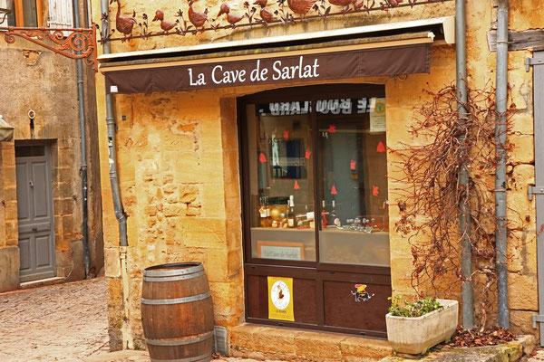 La cave de Sarlat