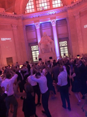 Reception at The Franklin Institute (2015)