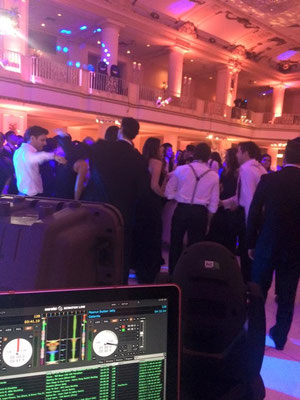Reception After Party at The Bellevue Hotel (2015)