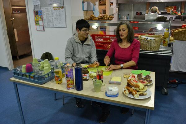 Morgencafé Geschwister-Scholl-Schule Konstanz