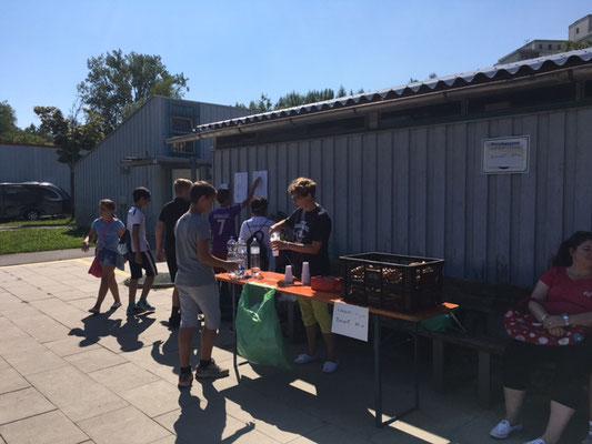 Geschwister-Scholl-Schule Konstanz Sportfest 2017