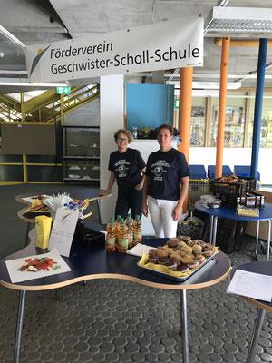 Geschwister-Scholl-Schule Konstanz Einschulung 5. Klassen in 2017