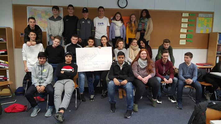 Geschwister-Scholl-Schule Konstanz - Fahrt nach Rust mit der Regenbogenschule