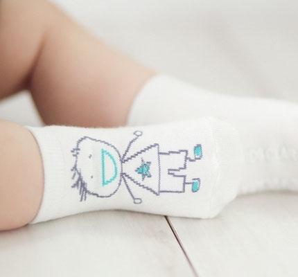 Kinder-Socken Boy