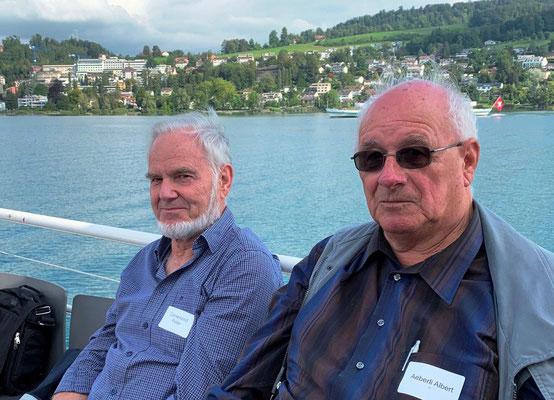 Peter und Albert