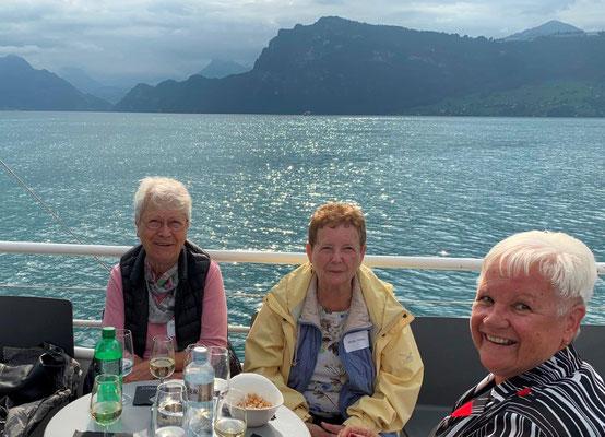 Rita, Vreny und Katharina