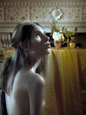 Robe Karoline Lang, parfum Bodicea The Victorious