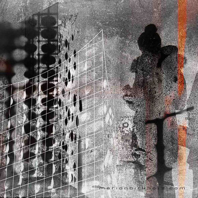 urban sounds, limited edition: 25, max. 140 x 140 cm