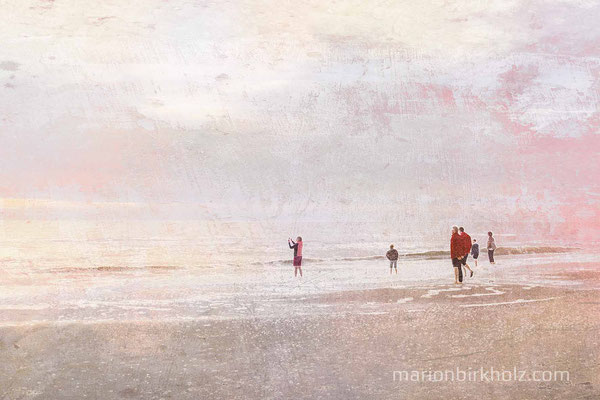 about the sea, limited edition of 25, max. 150 x 100 cm