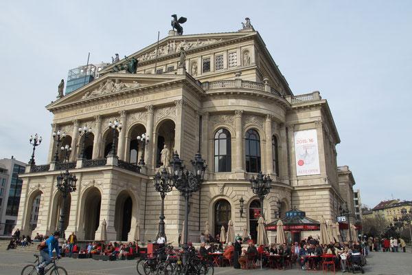 Ancien Opéra Alte Oper