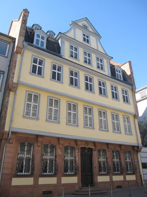 Maison Goethe Goethehaus