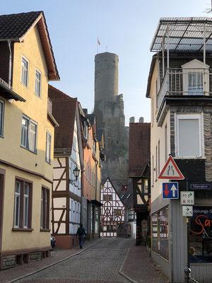 Vieille-ville d'Eppstein  ©ChristophMüllerleile Wikipédia