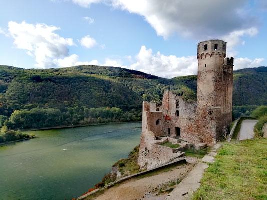 la ruine Ehrenfels