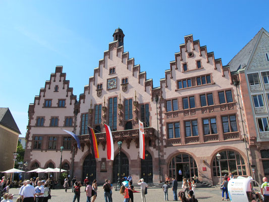 hôtel de ville Römer