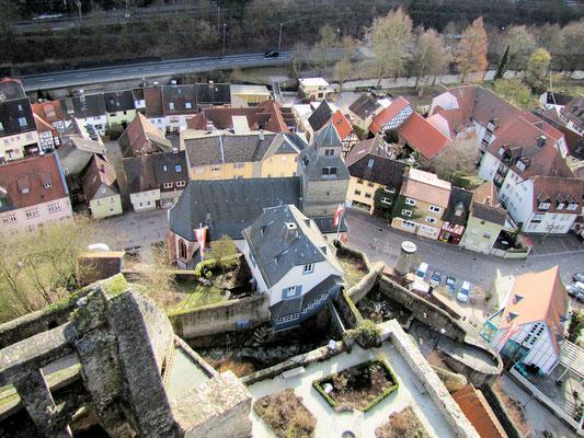 Vieille-ville d'Eppstein ©Dontworry Wikipédia