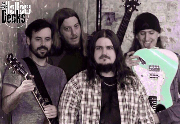 The Hollow Decks are Shreveport's premier '90s rock and alternative cover band.