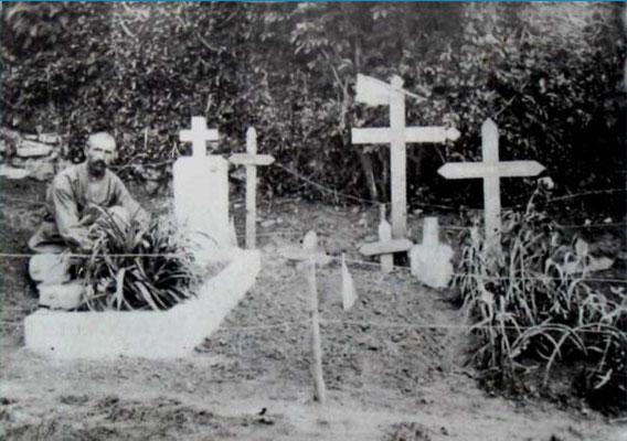 Tombe des martyrs de Vingré