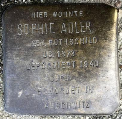 Sophie Adler