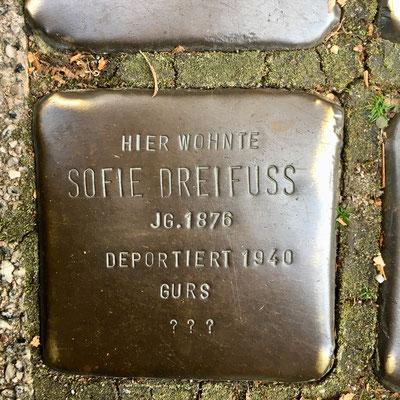 Sofie Dreifuss