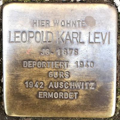 Levi, Leopold Karl