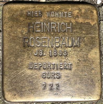 Heinrich Rosenbaum