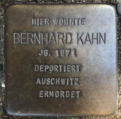 Bernhard Kahn