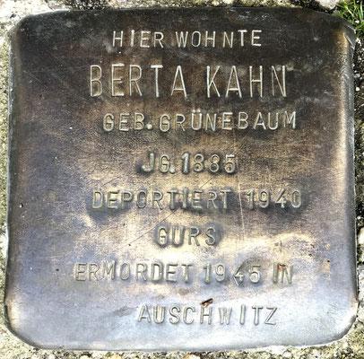 Berta Kahn