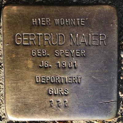 Gertrud Maier