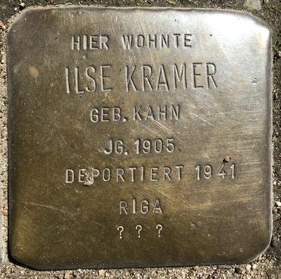 Ilse Kramer