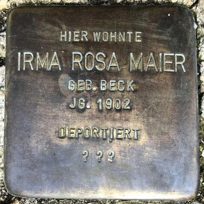 Irma Rosa Maier