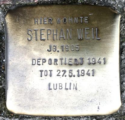 Weil, Stefan