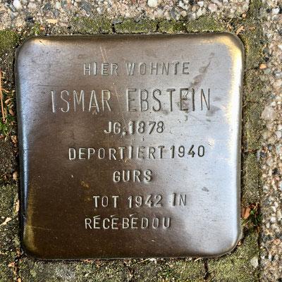 Ismar Ebstein