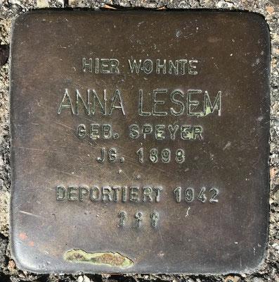 Anna Lesem