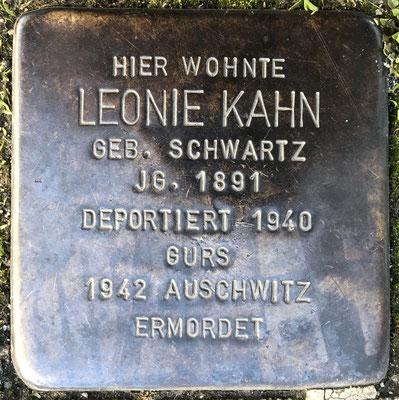 Kahn, Leonie