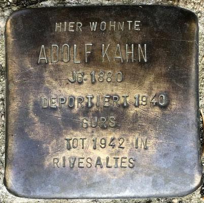 Adolf Kahn