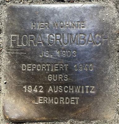 Flora Grumbach
