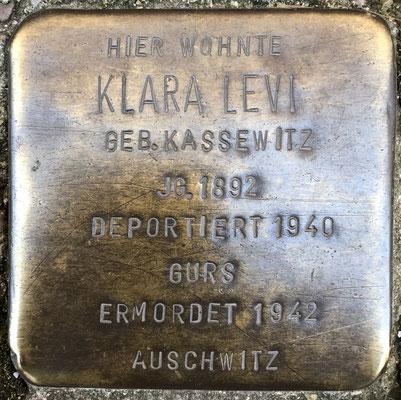 Levi, Klara
