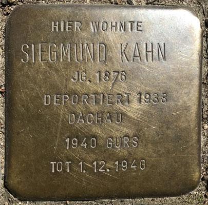 Siegmund Kahn