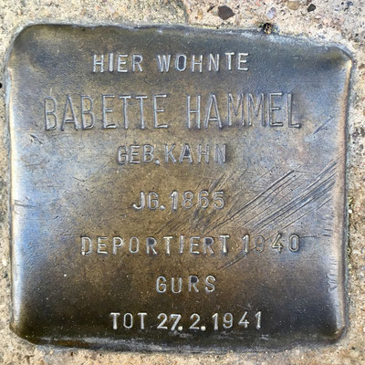 Babette Hammel
