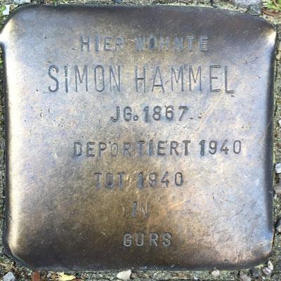 Simon Hammel