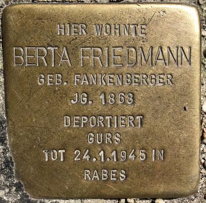 Berta Friedmann