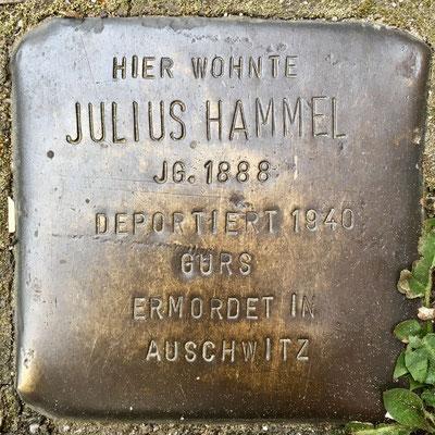 Julius Hammel