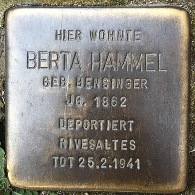 Berta Hammel