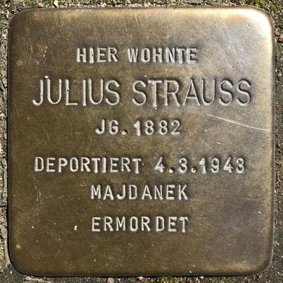 Julius Strauss