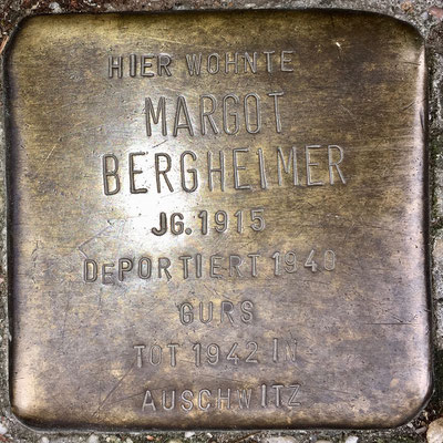 Bergheimer, Margot